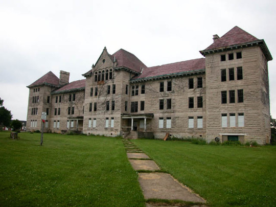 You won't believe what happened at this Haunted Asylum