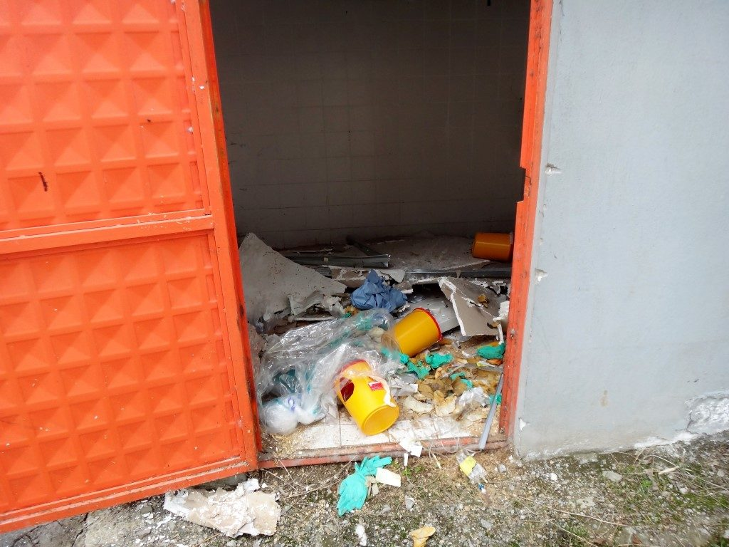 Medical Park Biohazard Waste (Medium)