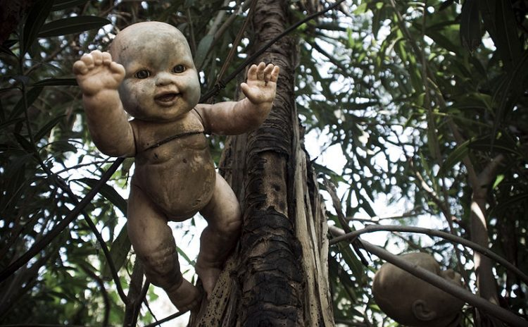 The Island of Dolls is a Terrifying Nightmare