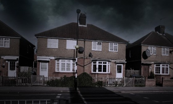 The Enfield haunting house
