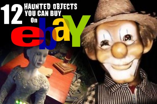 12 Haunted Objects You Can Buy On Ebay