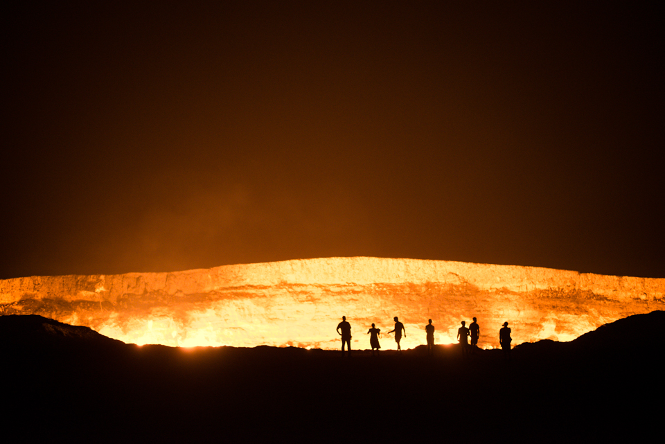 Source studytub.com & We found the Gates of Hell in Turkmenistan!