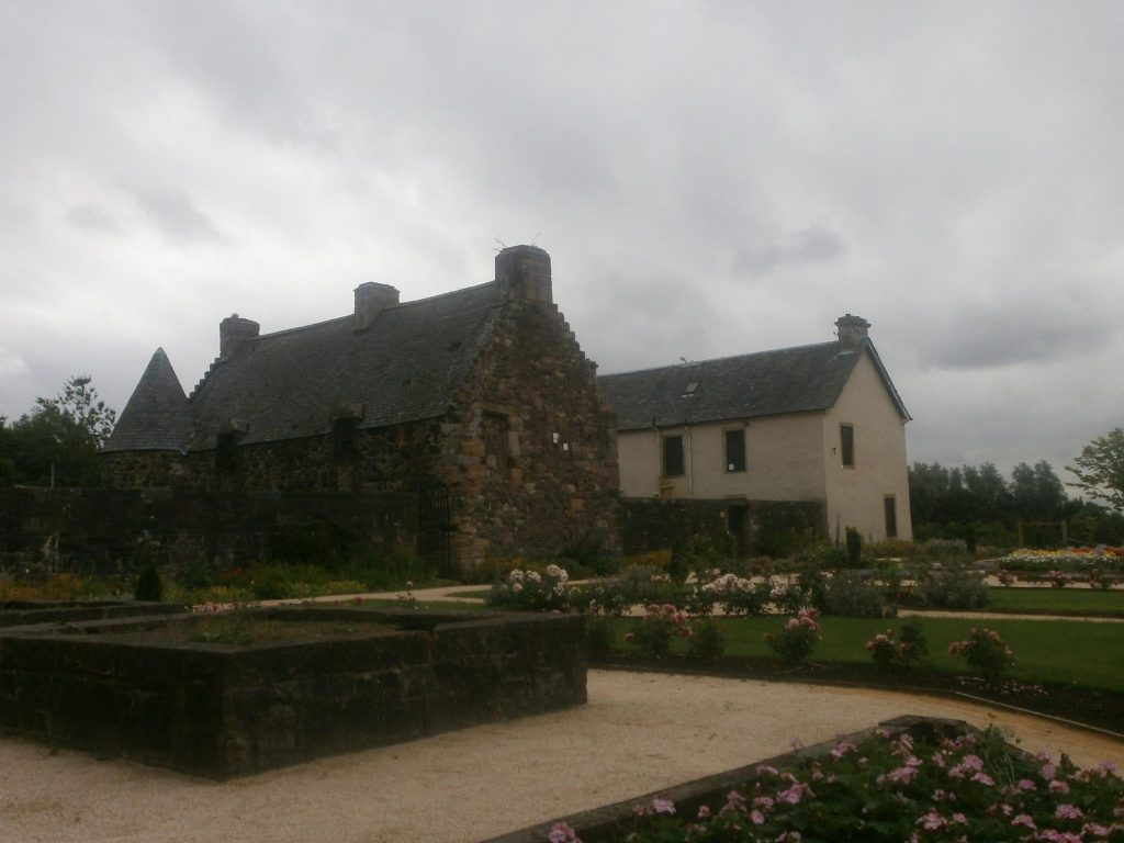Haunted Provanhall Scotland