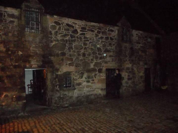 Haunted Provanhall