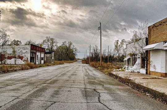 This Ghost Town is the Most Toxic Place in America!