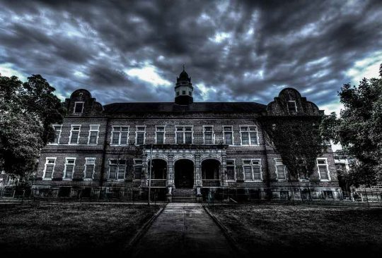 Its one of the Nations Scariest Haunted Houses and its really haunted!