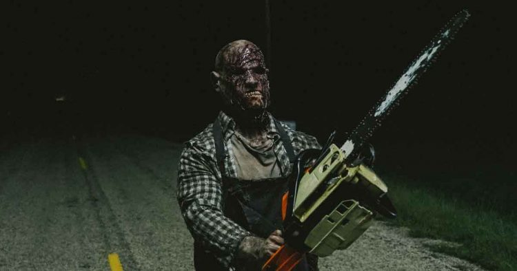 Sometimes things don't go right for Chainsaw maniacs in this Short film!