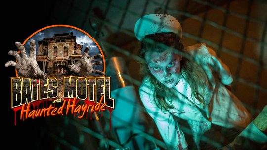 'Check in' to Pennsylvania's Scariest Haunted Hotel & Hayride!