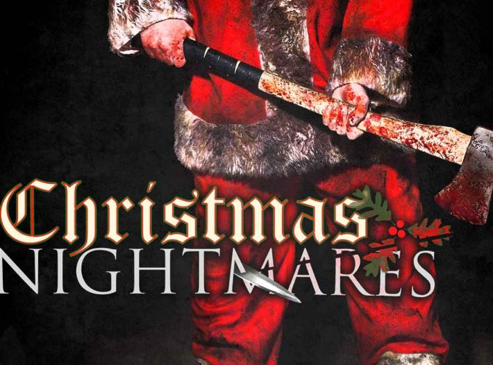 This Santa wants to give you a Christmas Nightmare!