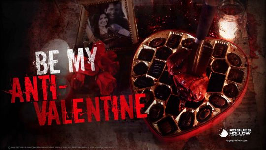 The best Valentine for any Horror movie fan!