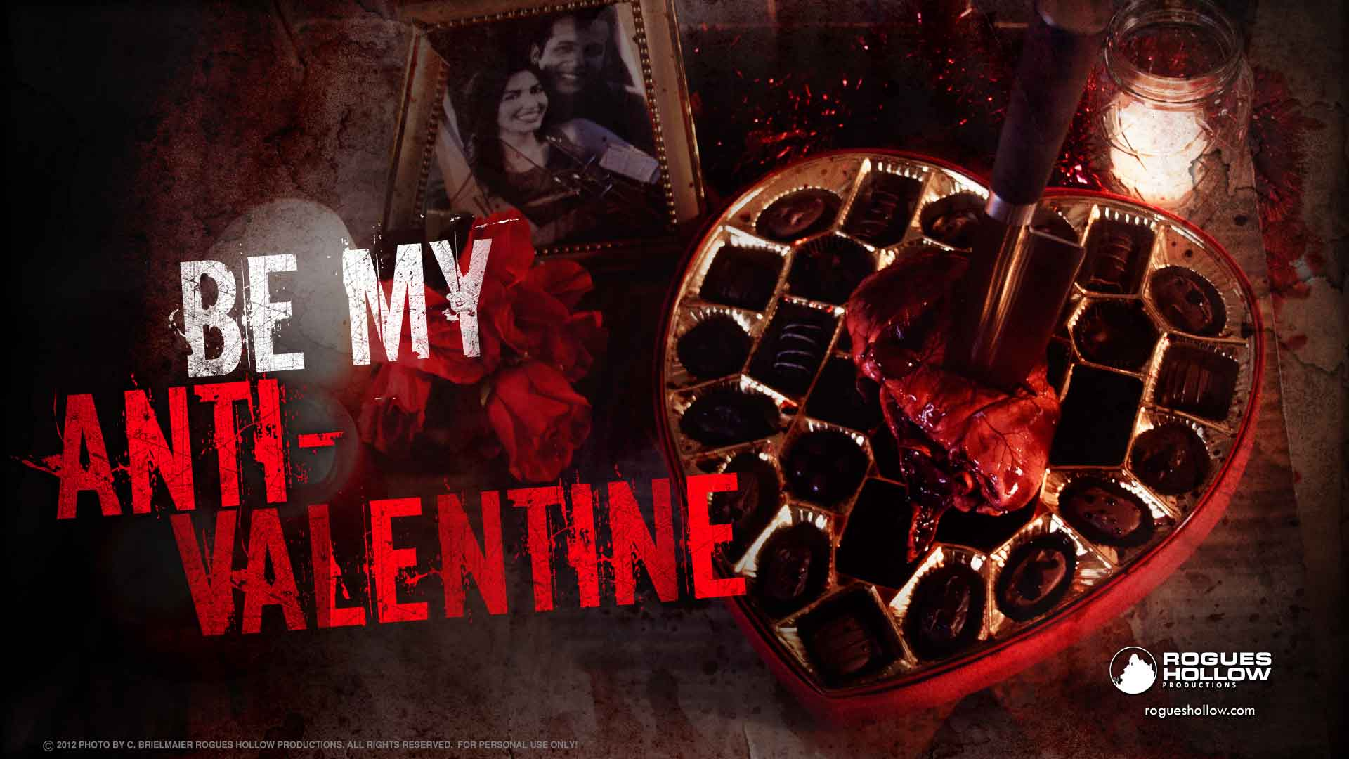This Short Movie Is The Best Anti Valentine For Any Horror Fan