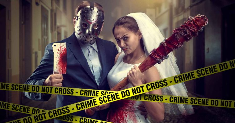The Top 5 Deadliest Couples prove Love can be MURDER!