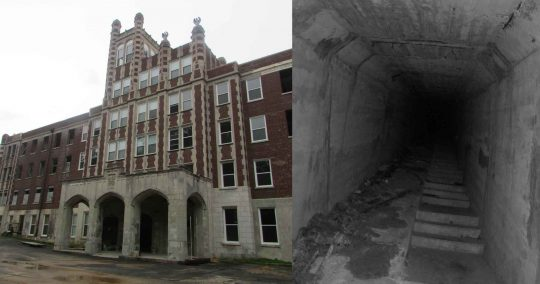 The History of this Haunted Asylum is a Horrific Tale!