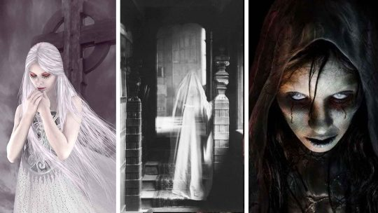 5 Ghostly Female Omens of Death