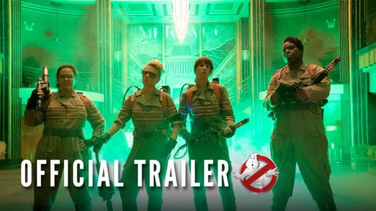 New Ghostbusters trailer Shows improvement!