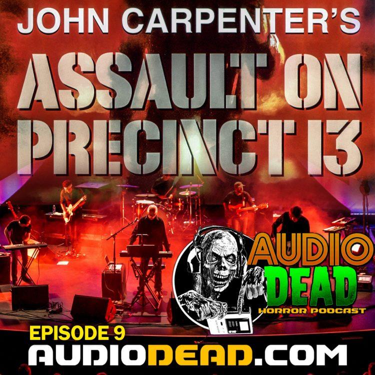John Carpenter Concert Review / Assault on Precinct 13