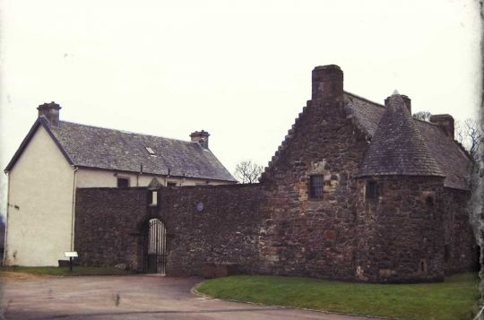 Scotland's Haunted Povanhall will give you Nightmares!
