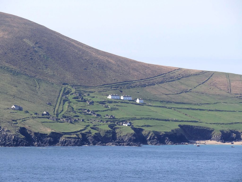 Haunted Ireland Island