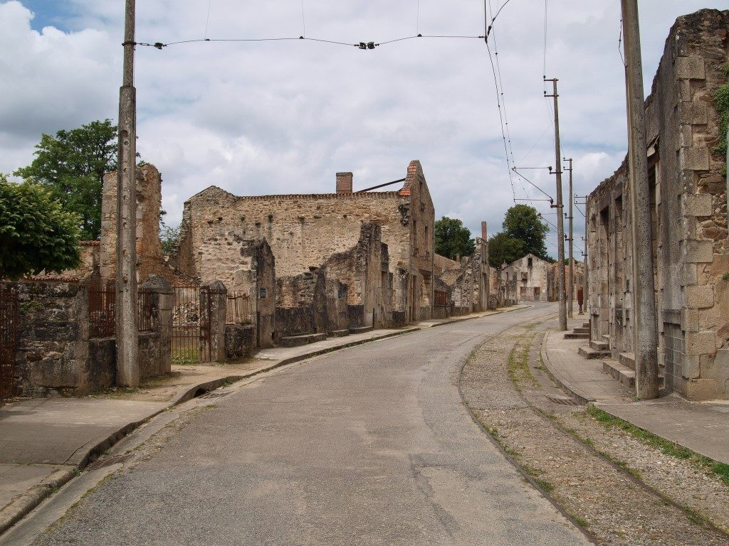 Ghost Town in France
