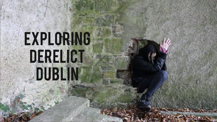 NO TRESPASSING! Explorers find beauty in abandoned places in Ireland!
