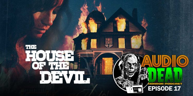 It's a Satanic Panic on Episode 17 of Audio Dead Horror Podcast!