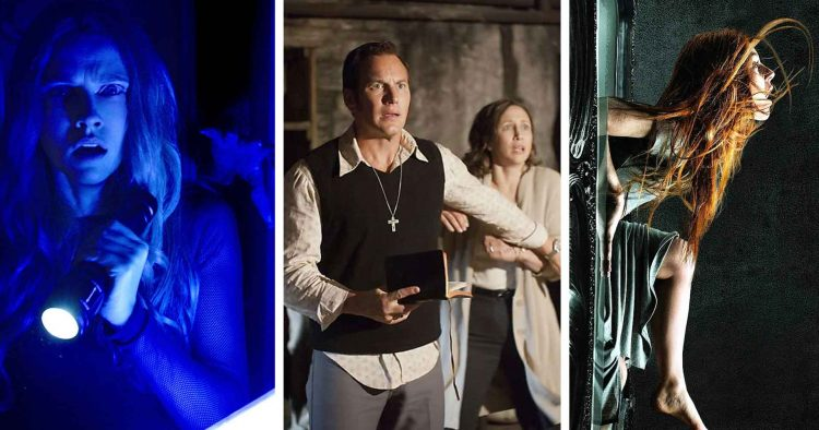 5 Creepy Movies to Watch If You Love the Insidious Series